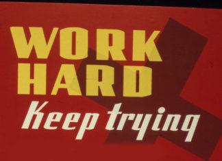 Work Hard, Play Hard, Never Quit