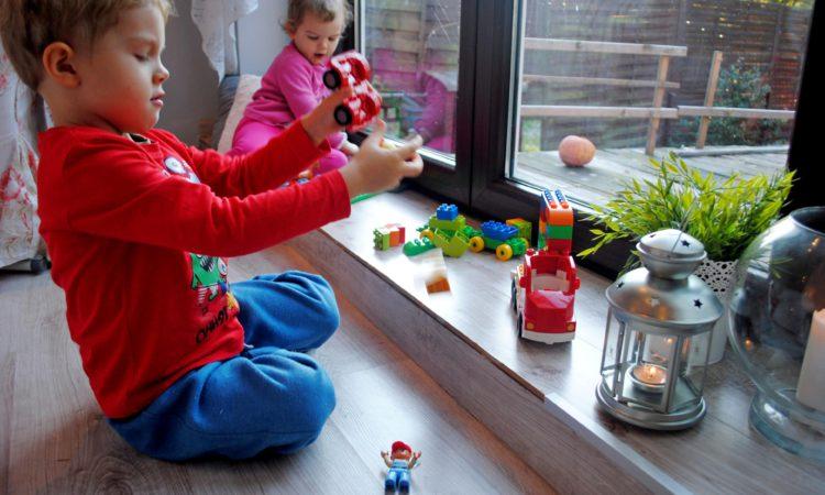 LEGO Duplo, działa i na tych najmłodszych i na tych starszych