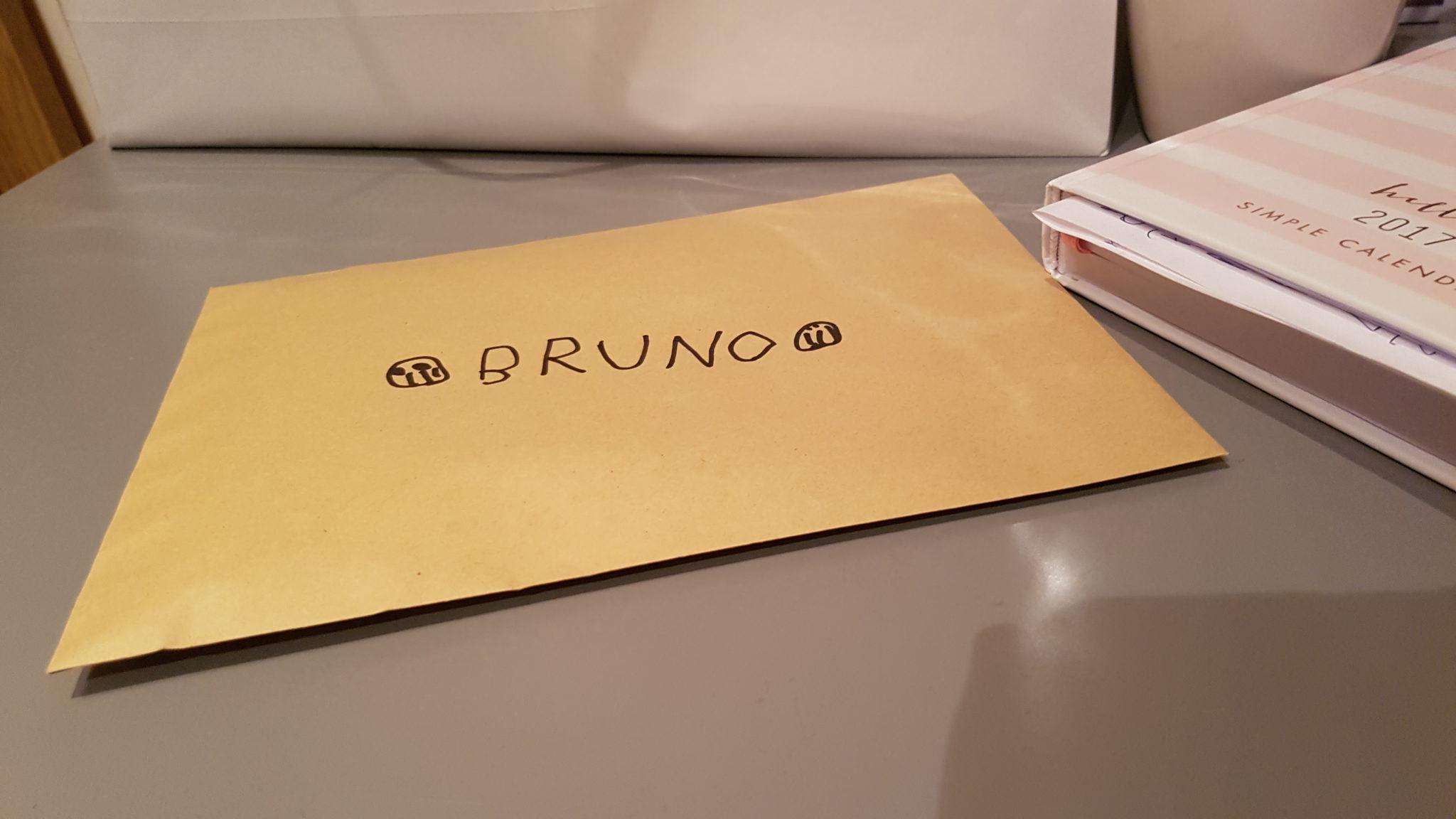 Bruno Listy pisze