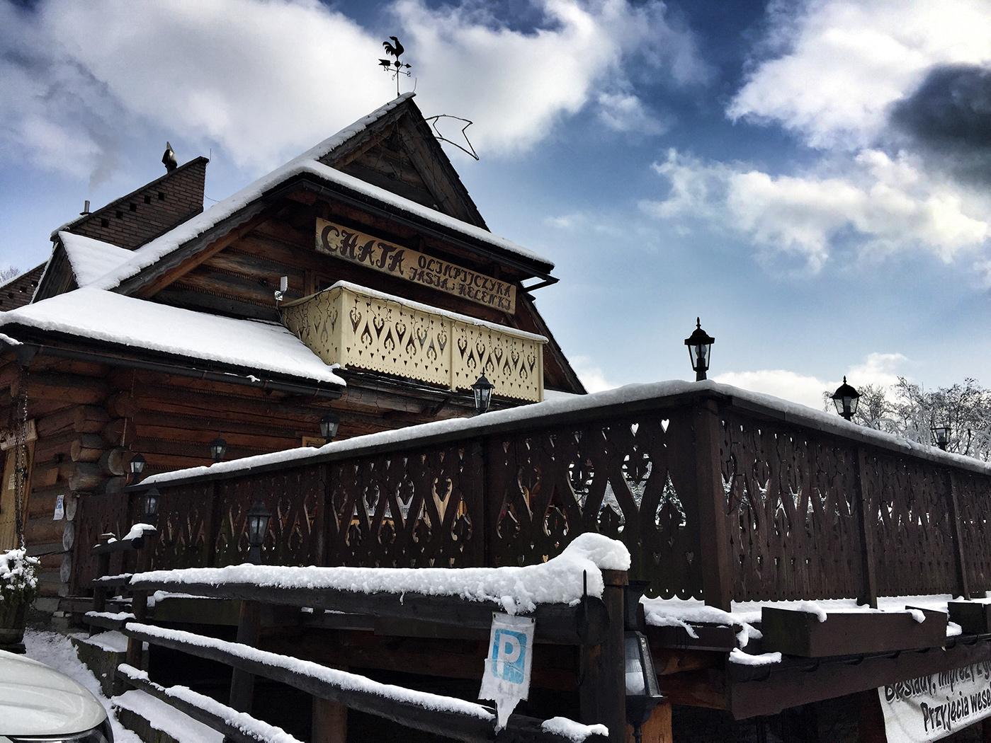Restauracja Chata Olimpijczyka w Wiśle