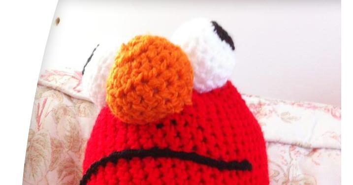 Czapeczka – Elmo Style