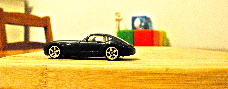 Samochód Siku; Wiesmann GT