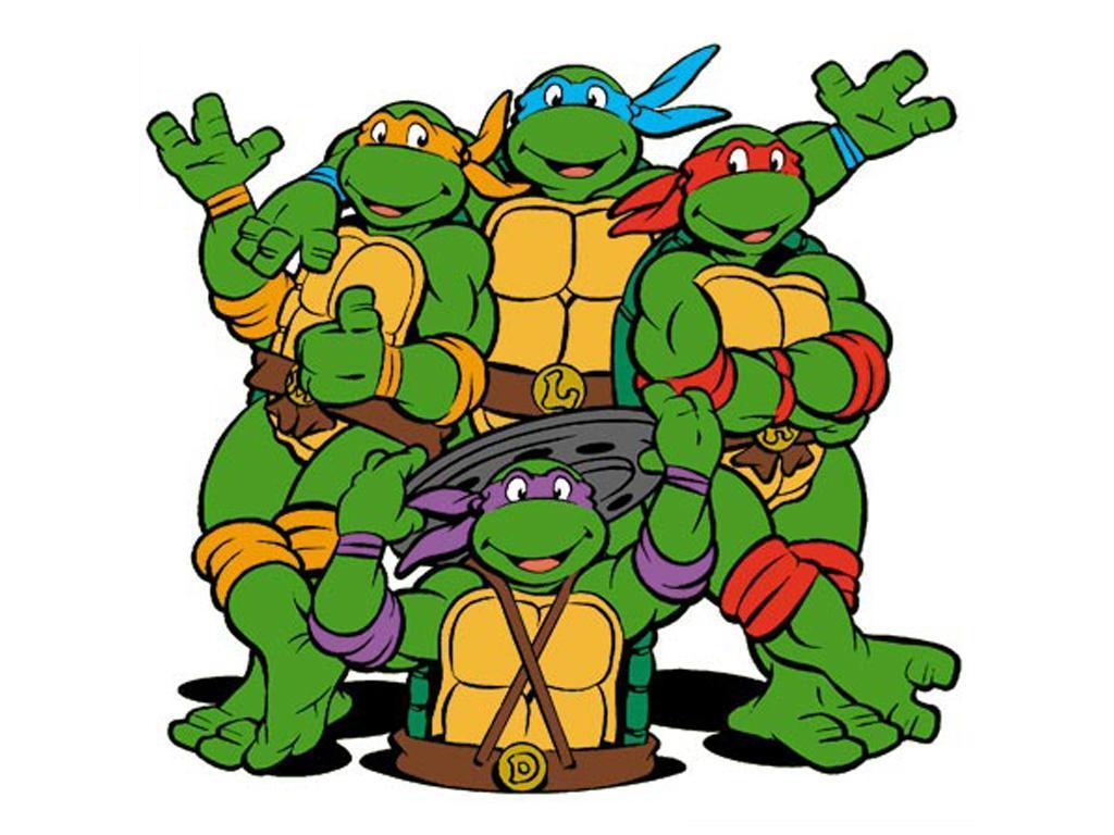 Wojownicze Żółwie Ninja – jakie mieli imiona?