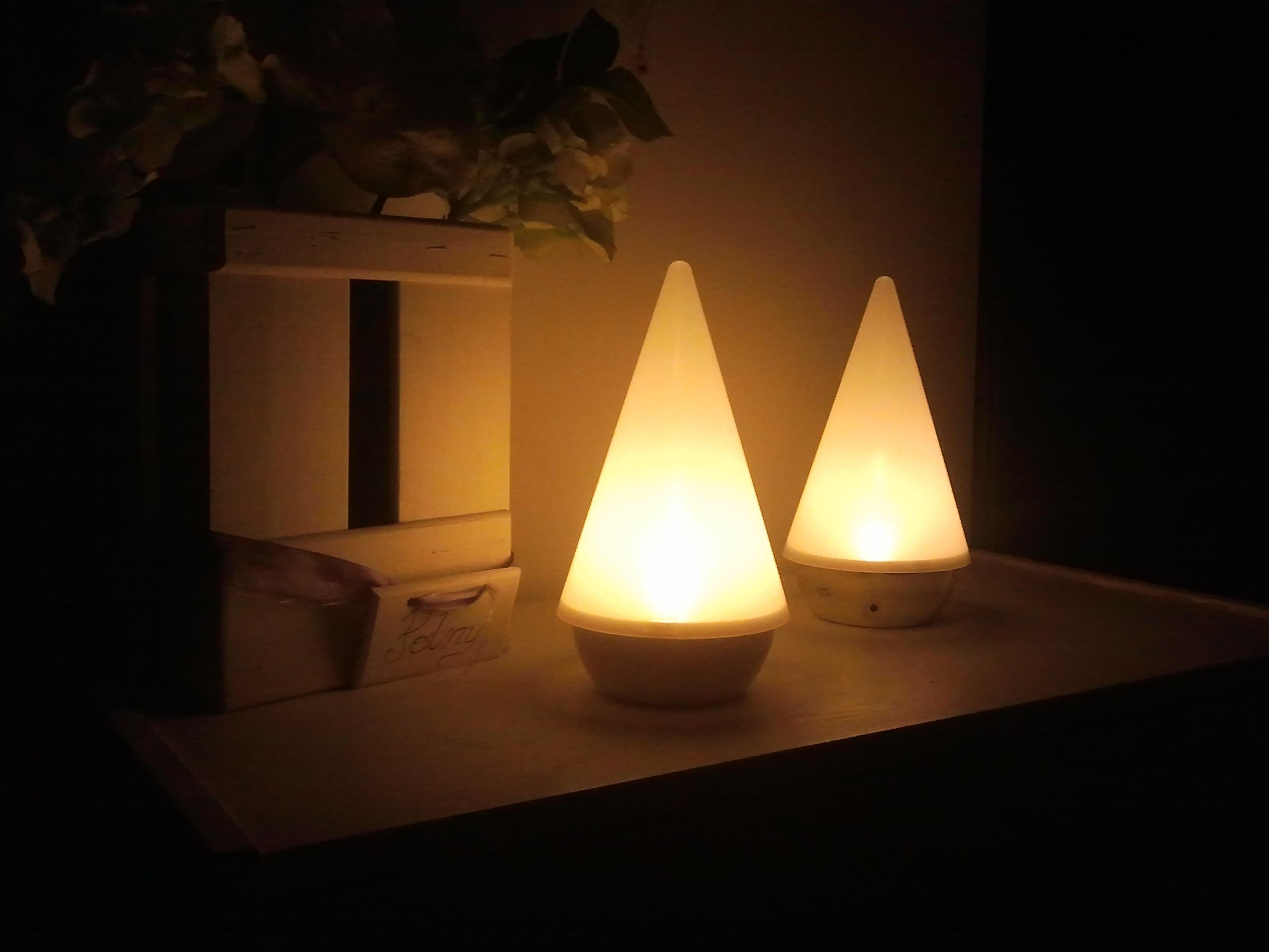 Akumulatorowa lampka z Ikea za 9.99