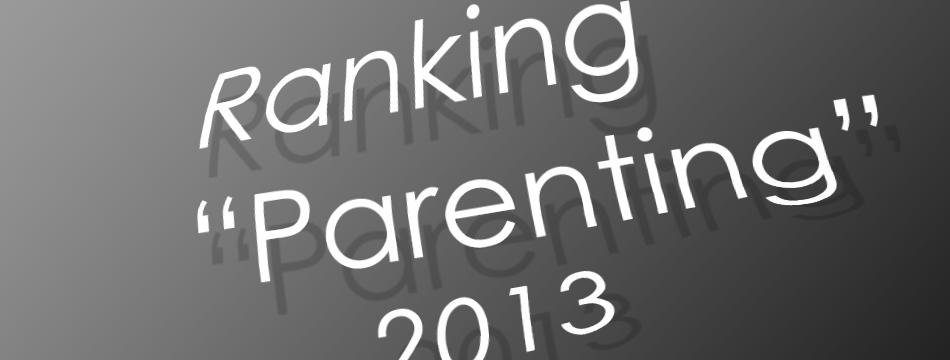 Ranking najbardziej wpływowych rodziców 2013