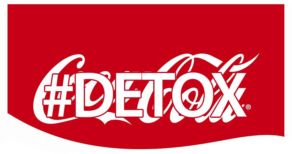 Projekt #cocacola #detox