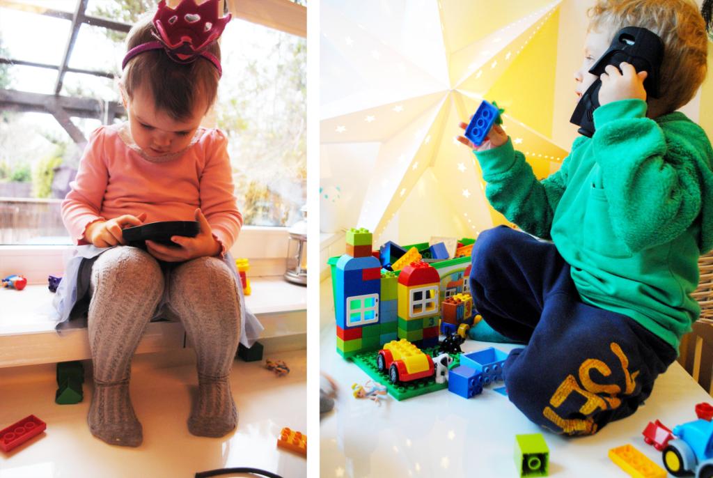 Smartfon to podstawowa zabawka. Nie zawsze jednak dobra.