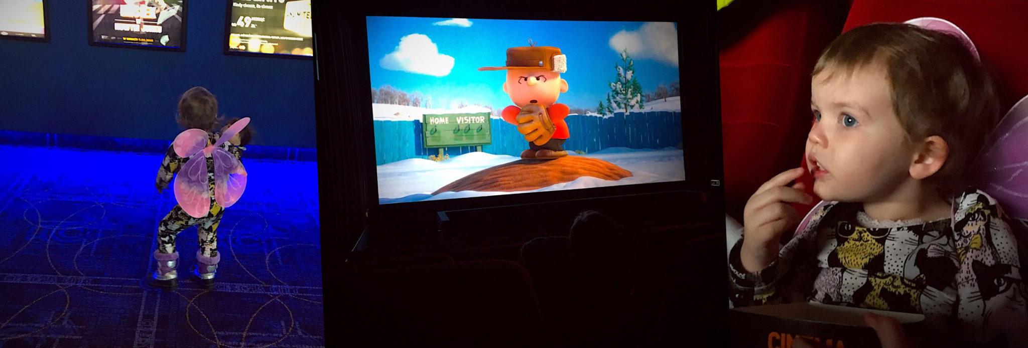 Fistaszki – na dużym ekranie i w książce