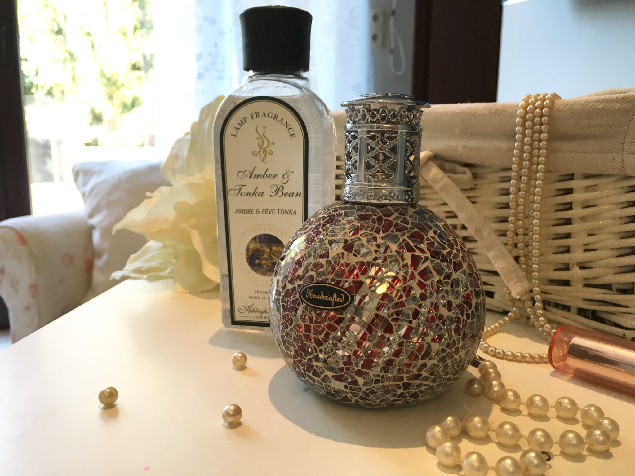 Lamp Fragrance - Amber & Tonka Bean