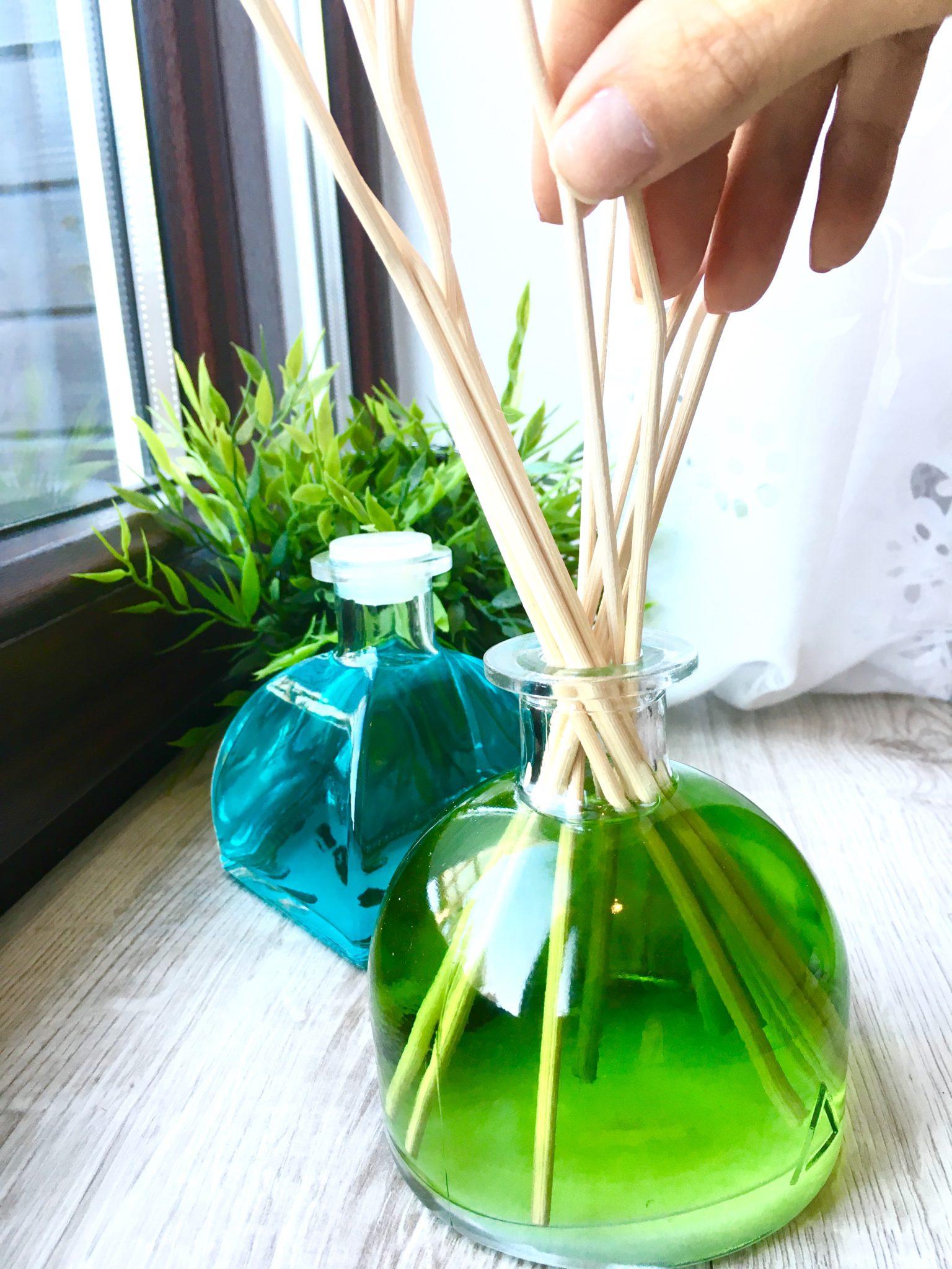 GOA Cocoon - Bambus & Tea. Mój ulubiony zielony kolor ;)