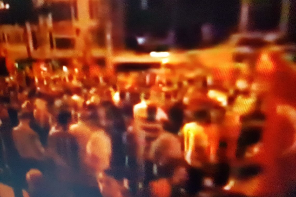 Rewolucja w Turcji?