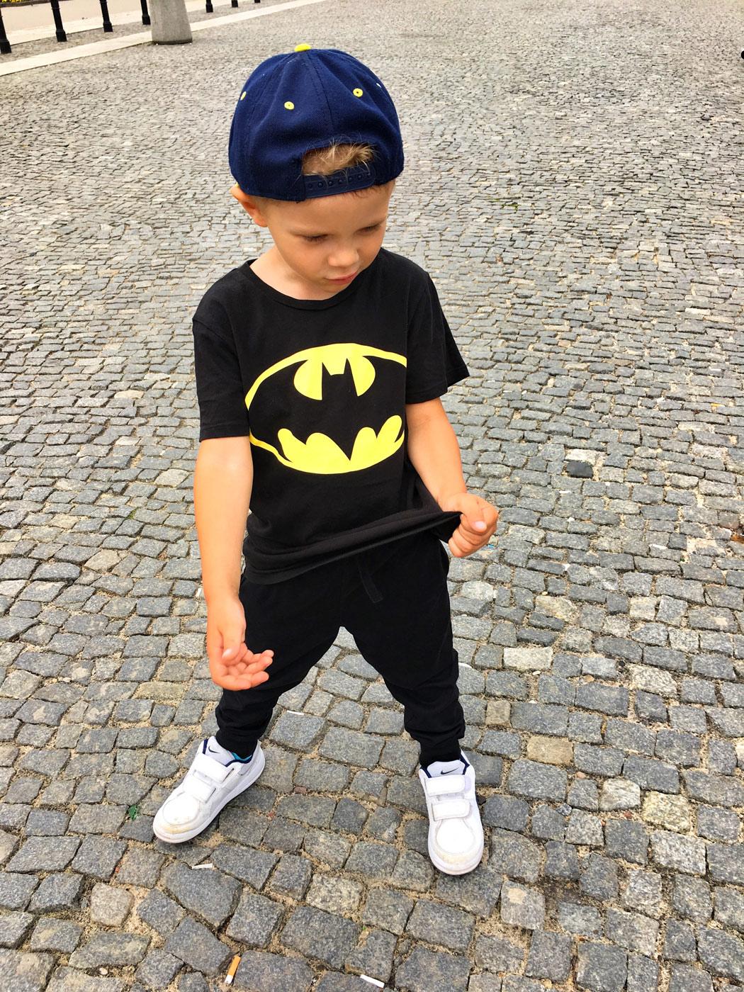 Za każdym Batmanem stoi jakaś historia.