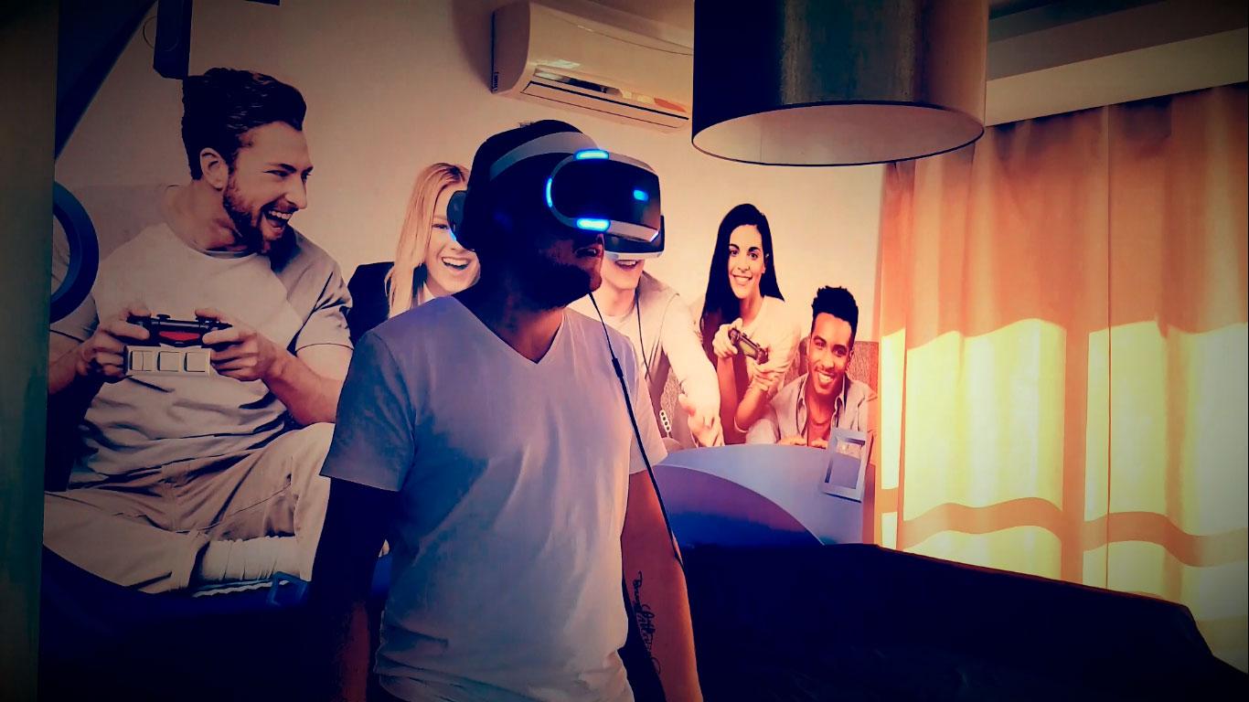 Playstation VR – Wirtualna rzeczywistość – tego się nie da ująć słowami