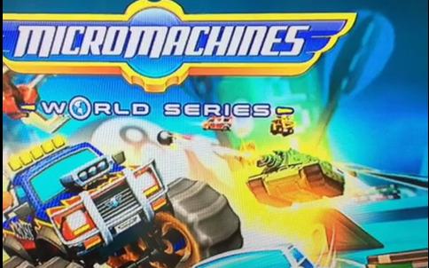 Bruno Gra: Micro Machines World Series 2017