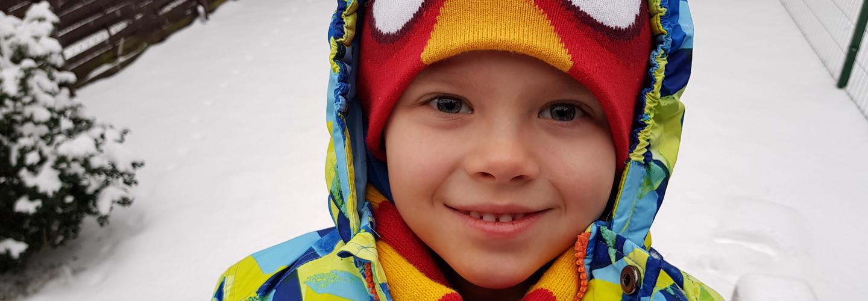 Jak ubrać przedszkolaka na zimowy spacer