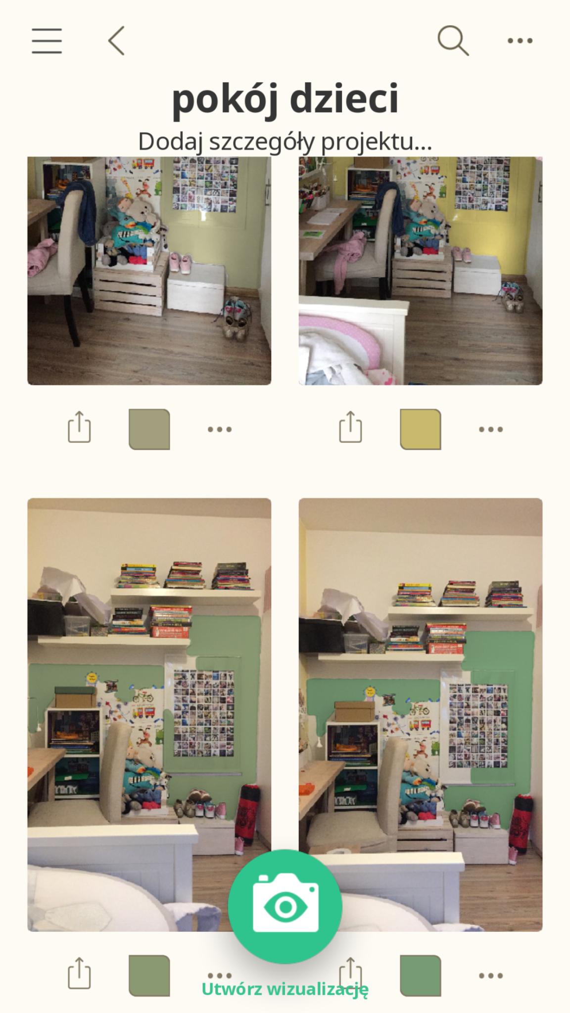 Dulux aplikacja Visualizer