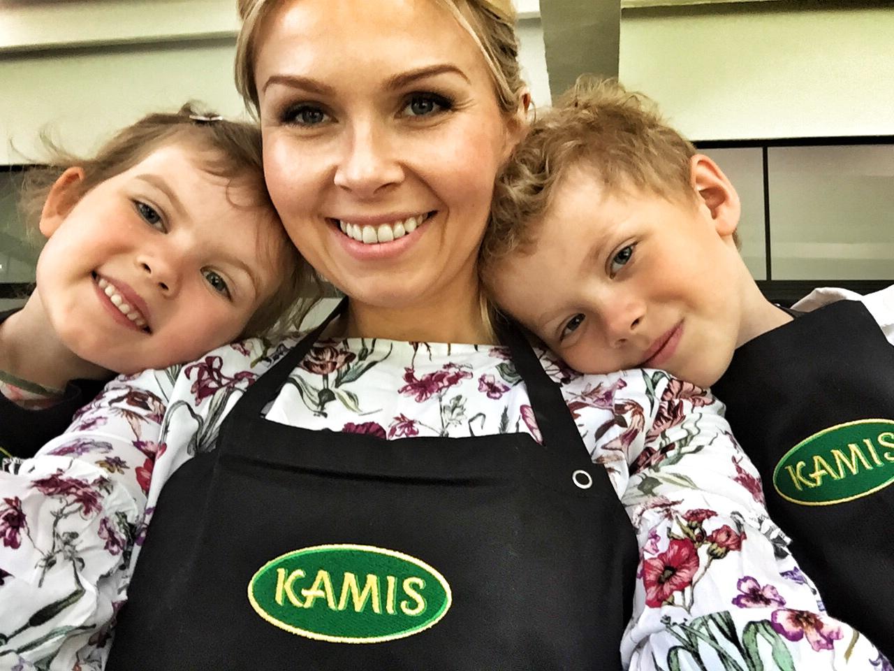 Olga i dzieci