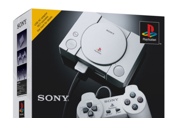 PlayStation Classic 2018