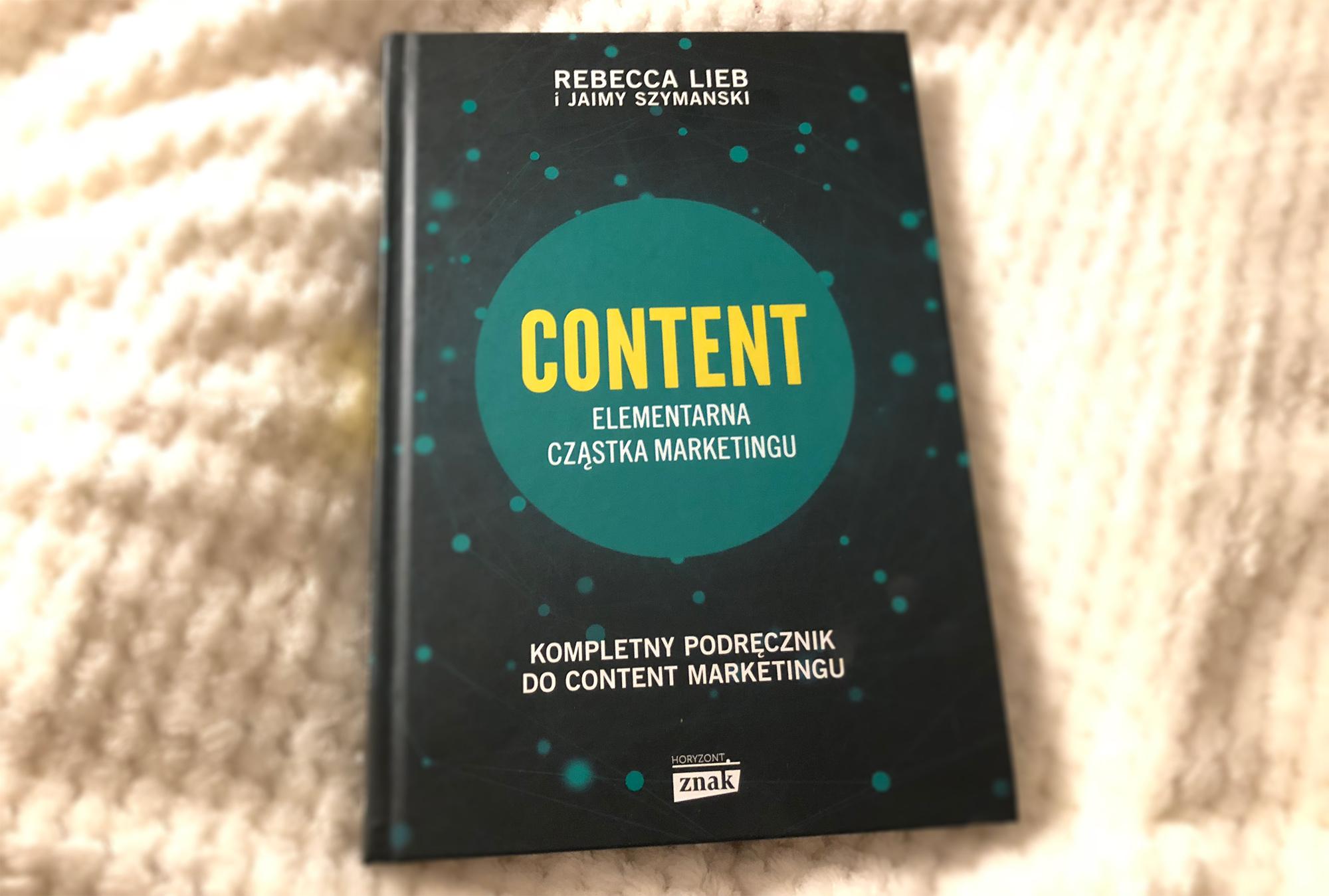 Content marketing – Rebecca Lieb – nowy zawód, łatwa praca?