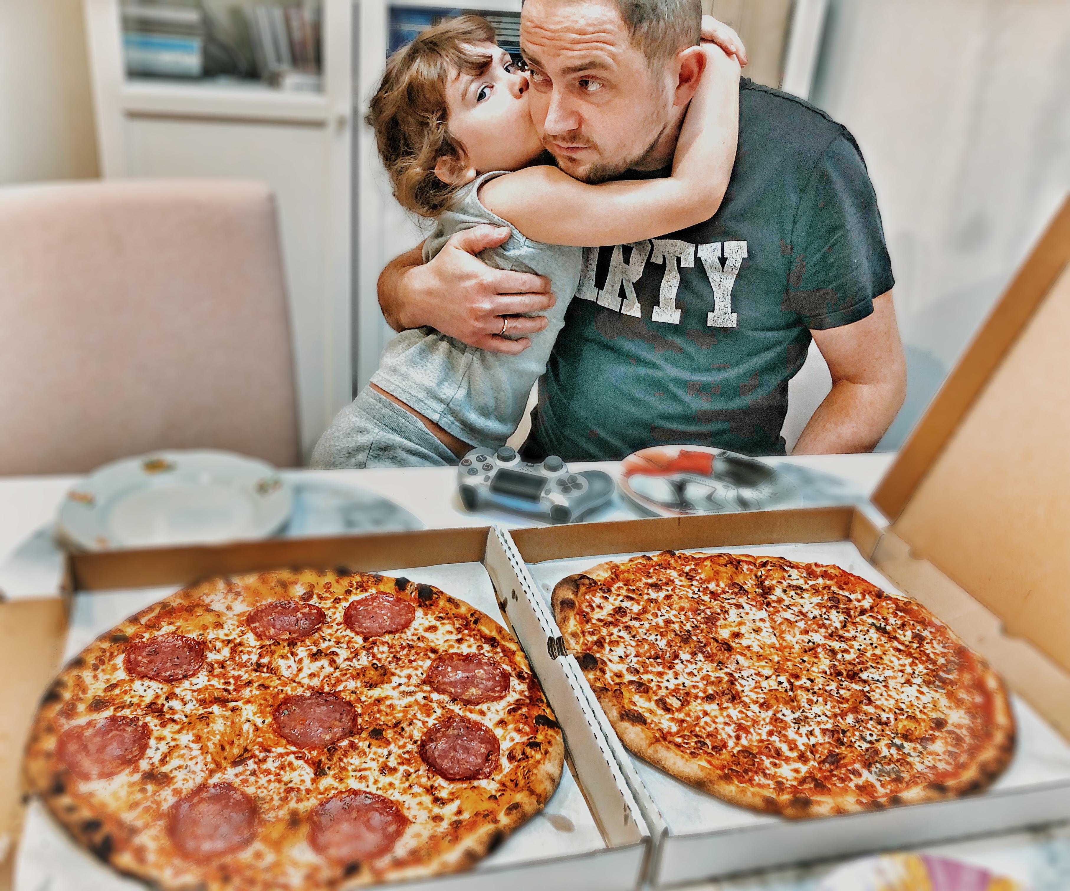 Pizza jest rozwiązaniem