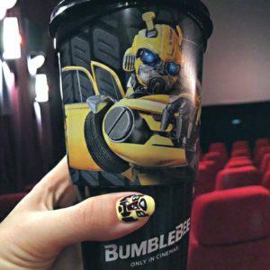 Bumblebee w kinie