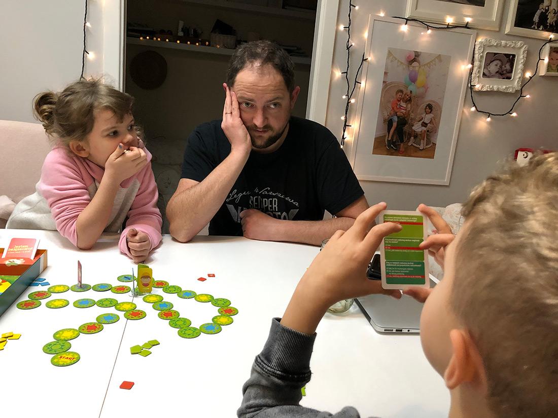 Ranking najlepszych gier: Dobble, Było sobie życie, Mały Odkrywca, Pierwsza pomoc