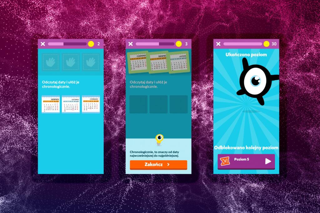 Aplikacja edukacyjna Squla